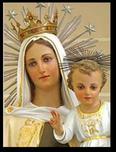Message for the Feast of Our Lady Mount Carmel - The Congregation of
