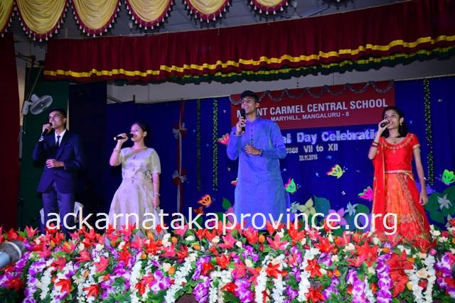 The Congregation of the Apostolic Carmel - Karnataka Province - 11th